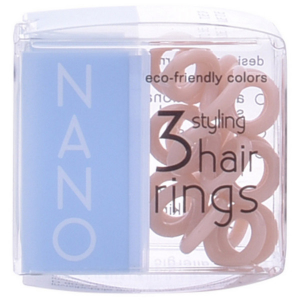 Elastici per Capelli Nano Invisibobble - Colore: Crystal Clear Hair Rings