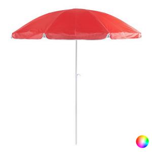 Ombrellone (Ø 200 cm) 145490 - Colore: Rosso