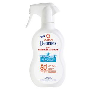 Crema Solare Wet Skin Denenes SPF 50+ (300 ml)