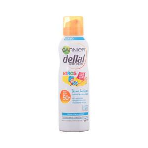 Spuma Solare Anti-sabbia Delial SPF 50+ (200 ml)