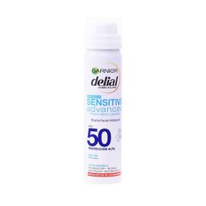 Spuma Solare Protettiva Sensitive Advanced Delial SPF 50 (75 ml)