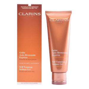 Autoabbronzante per il Corpo Sun Clarins (125 ml)