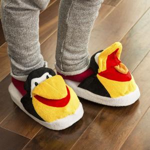 Pantofole Originali Fluffy - Taglia: S - Animale: Paperetta