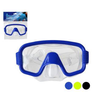 Maschera da Immersione Adulti - Colore: Azzurro