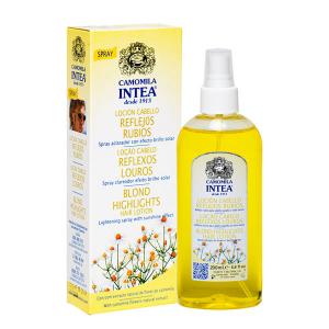 Spray Schiarente Capelli Chiari Camomila Camomila Intea - Capacità: 100 ml