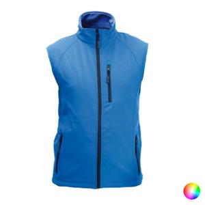 Gilet Sportivo Impermeabile Unisex 143855 - Colore: Azzurro - Taglia: XXL