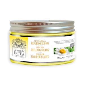 Maschera Schiarente Capelli Chiari Camomila Intea (250 ml)