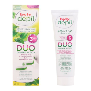 Crema Depilatoria Corpo Depil Duo Byly (130 ml)