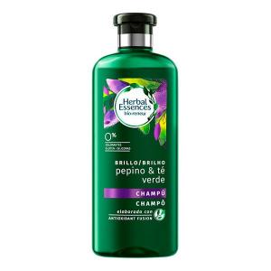 Shampoo Rivitalizzante Bio Brillo Pepino & Té Verde Herbal (400 ml)