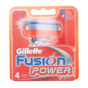 Ricambio di Lamette per Rasatura Fusion Power Gillette (4 uds)