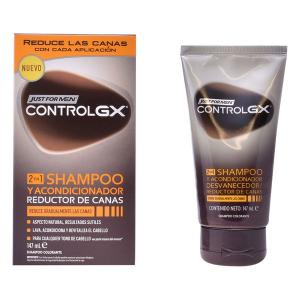 Shampoo Colorante Controlgx Just For Men (147 ml)