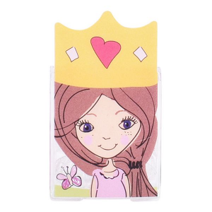 Elastici per capelli Kids Invisibobble (3 uds) - Colore: princess sparkle