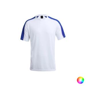 Maglia Sportiva a Maniche Corte Unisex 146079 - Colore: Azzurro - Taglia: L