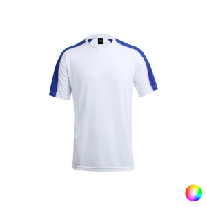 Maglia Sportiva a Maniche Corte Unisex 146079 - Taglia: L - Colore: Fucsia