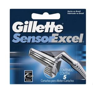 Ricarica per Lametta Sensor Excel Gillette
