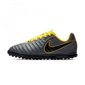 Scarpe da Calcio Multitacchetti per Bambini Nike JR Legend 7 Club Grigio - Taglia Calzatura: 38,5