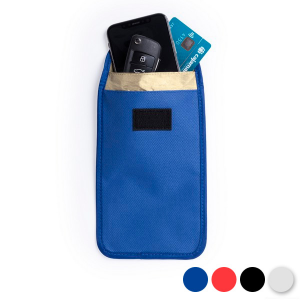 Custodia di sicurezza RFID 146007 - Colore: Azzurro