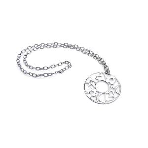 Collana Donna con Ciondolo Laccato Agatha Ruiz De La Prada (7- 44 cm) 147081 - Colore: Argentato