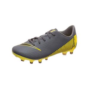 Scarpe da Calcio Multitacchetti per Bambini Nike JR Vapor 12 Club Grigio - Taglia Calzatura: 37,5