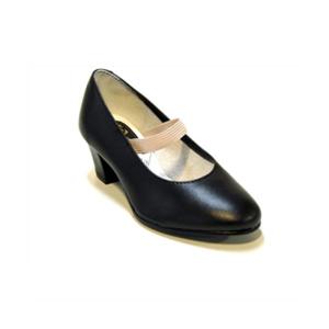 Scarpe da Flamenco per Bambini Zapatos Flamenca - Taglia Calzatura: 25
