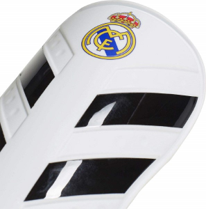 Parastinchi da Calcio Adidas RM Pro Lite Bianco - Taglia: M