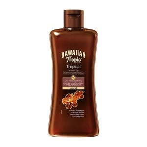 Olio Abbronzante Coconut Hawaiian Tropic - Capacità: Spf 4 - 200 ml