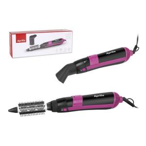 Spazzola Modellante Aprilla AHD-2132 1000W Nero Rosa