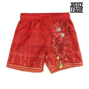 Costume da Bagno per Bambini Justice League 72728 - Taglia: 6 anni