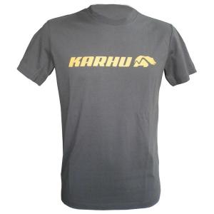 Maglia a Maniche Corte Uomo Karhu T-PROMO 2 Grigio (Taglia s)