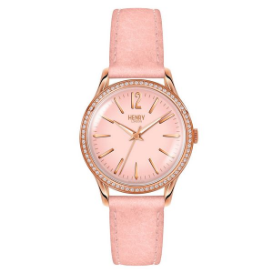 Orologio Donna Henry London HL34-SS-0202 (34 mm)