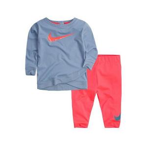 Tuta per Neonati Nike 669S-A5C Azzurro Rosa - Taglia: Taglia - 12 Mesi