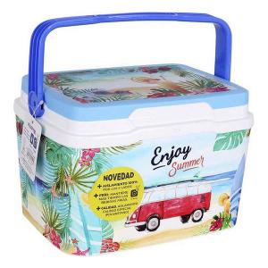 Frigo Portatile Enjoy Summer Aquapro - Dimensioni: 5 l - 28 x 21,5 x 19 cm