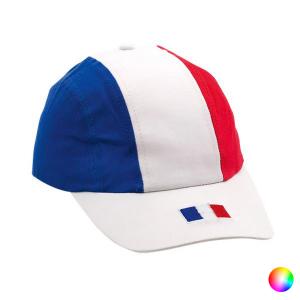 Cappello da Baseball Bandiere del mondo 143121 - Design: Francia