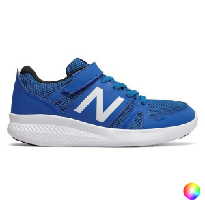 Scarpe da Tennis Casual Bambino New Balance YT570 - Colore: Verde - Taglia Calzatura: 29