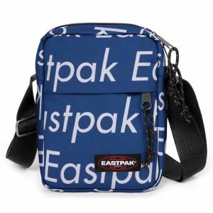 Borsa a Tracolla Eastpak EK04550V Azzurro