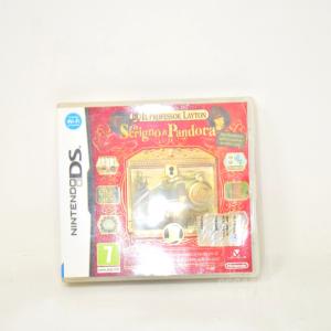Gioco Nintendo Ds Il Professor Layton E Lo Scrigno Di Pandora