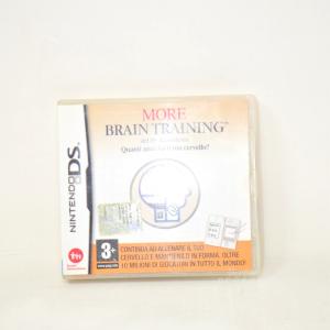 Gioco Nintendo Ds More Brain Training