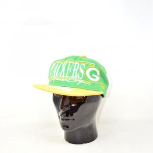 Cappello 59fiftypackers Verde/giallo