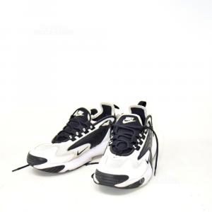 Scarpe Nike Zoom N37.5 Bianche/nere