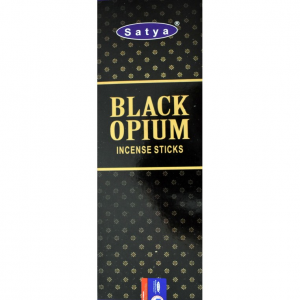 BOX INCENSO BLACK OPIUM