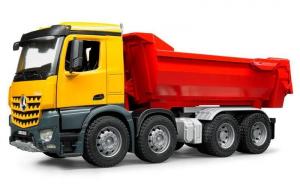 BRUDER 03623 - Mercedes Camion Ribaltabile