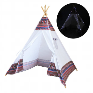 Tenda degli indiani LED Teepee Sunny Multicolor