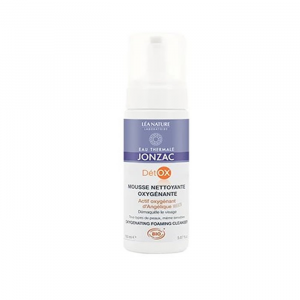 Jonzac Détox Oxigenating Cleansing Mousse 150ml