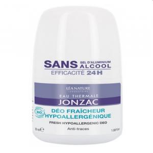 Jonzac Hypoallergenic Deodorant 50ml