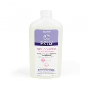 Jonzac Reactive Gentle Fragance-Free Shower Gel 500ml