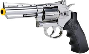 revolver 4,5'' nickel SRC
