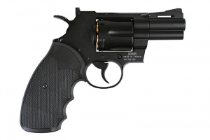 revolver a co2 2.5'' KWC