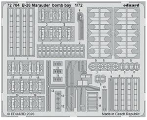 B-26 Marauder Bomb Bay