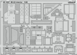 SET Mi-24 interior