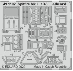 SET Spitfire Mk.I